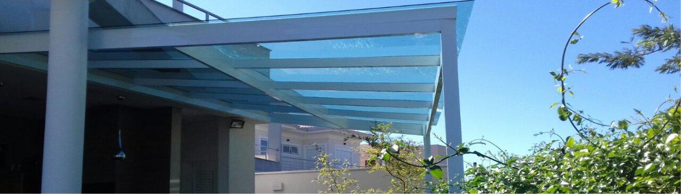 ADR Esquadrias de Aluminio Campinas - Coberturas de Aluminio