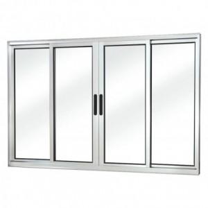 Janelas de Aluminio de Correr Campinas - Sob Medida