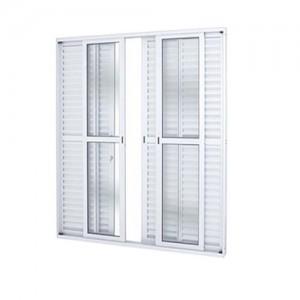 Porta de Aluminio Balcao Campinas - Sob Medida