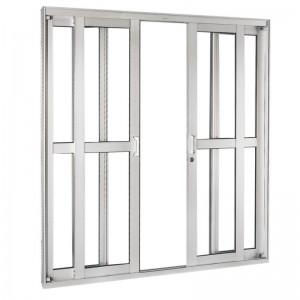 Porta de Aluminio de correr Campinas - Sob Medida