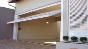 Portao de Aluminio Basculante Campinas - Sob Medida